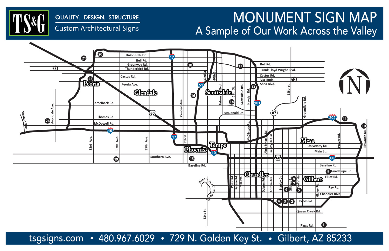 TSG HOA Monument Map 2-21-18-01