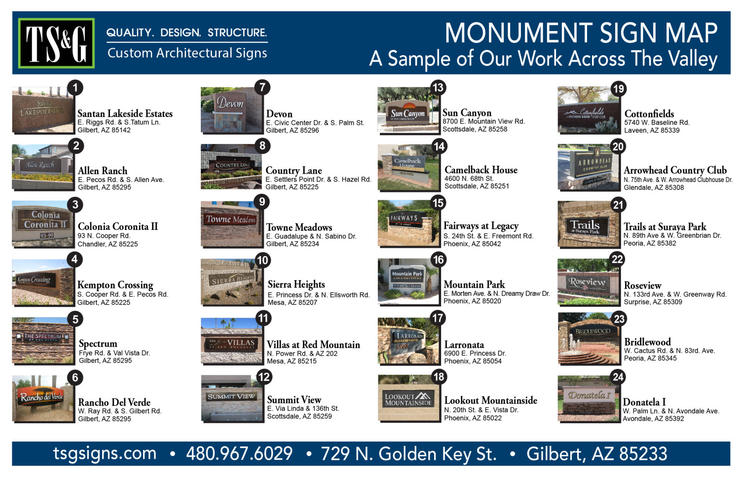 TSG HOA Monument Map 2-21-18-02
